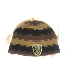 Brand New Guinness Beanie Reversible